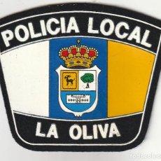 Militaria: CANARIAS. - PARCHE DE POLICIA. Lote 240398955