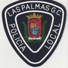 Militaria: CANARIAS. - PARCHE DE POLICIA. Lote 240399630