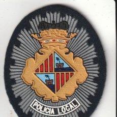 Militaria: BALEARES - PARCHE DE POLICIA. Lote 240400170