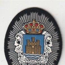 Militaria: BALEARES - PARCHE DE POLICIA. Lote 240400295