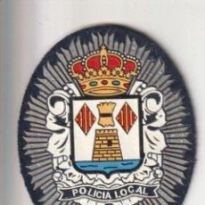 Militaria: BALEARES - PARCHE DE POLICIA. Lote 240400430
