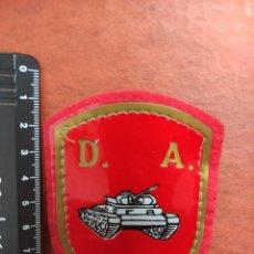 Militaria: ESCUDO BRAZO DIVISION ACORAZADA. Lote 242975780