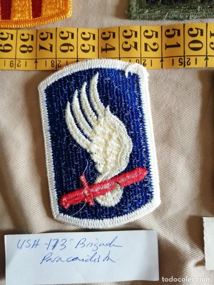 Militaria: USA - parche 173 Brigada paracaidista - parche nuevo y de fabricación relativamente actual - Foto 2 - 243687935