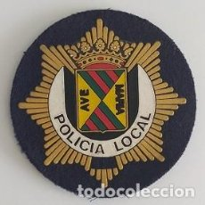 Militaria: PARCHE POLICÍA LOCAL (1188). Lote 243881795