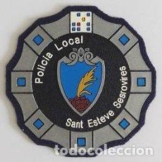 Militaria: PARCHE POLICÍA LOCAL (1252). Lote 243882060