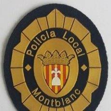 Militaria: PARCHE POLICÍA LOCAL (531). Lote 243883750