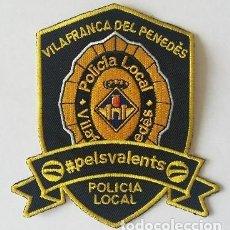 Militaria: PARCHE POLICÍA LOCAL (676). Lote 243884585