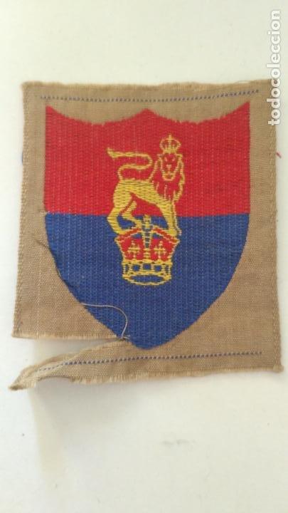 PARCHE AUSTRALIA WWII - 1950 (Militar - Parches de tela )