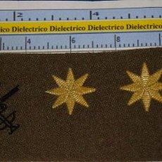 Militaria: PARCHE GALLETA EMBLEMA DE PECHO MILITAR LEGIONARIO. LEGIÓN ESPAÑOLA. CORONEL. Lote 245121105