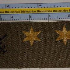 Militaria: PARCHE GALLETA EMBLEMA DE PECHO MILITAR LEGIONARIO. LEGIÓN ESPAÑOLA. CAPITÁN. Lote 245121205
