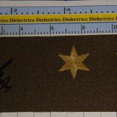 Militaria: PARCHE GALLETA EMBLEMA DE PECHO MILITAR LEGIONARIO. LEGIÓN ESPAÑOLA. TENIENTE. Lote 245121235