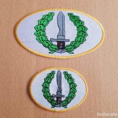 Militaria: PARCHE BORDADO BAÑERAS. Lote 293827383