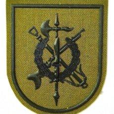 Militaria: PARCHE BRAZO GOE XIX SIN CORONA VERDE FAENA. Lote 246969320