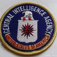 Militaria: U.S.A. - PARCHE DE POLICIA (CIA). Lote 247219075