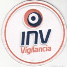 Militaria: INV PARCHE VIGILANTE SEGURIDAD. Lote 264854984