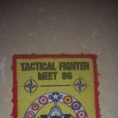 Militaria: PARCHE DEL EJÉRCITO DEL AIRE. Lote 248226925