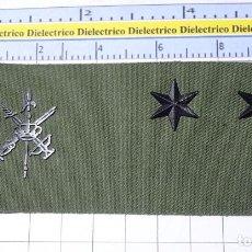 Militaria: PARCHE GALLETA EMBLEMA DE PECHO MILITAR LEGIONARIO. LEGIÓN ESPAÑOLA. TENIENTE. Lote 249593495