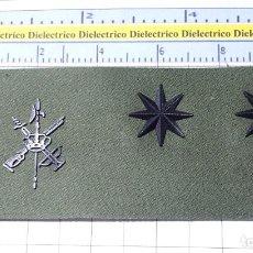 Militaria: PARCHE GALLETA EMBLEMA DE PECHO MILITAR LEGIONARIO. LEGIÓN ESPAÑOLA. TENIENTE CORONEL. Lote 252947375