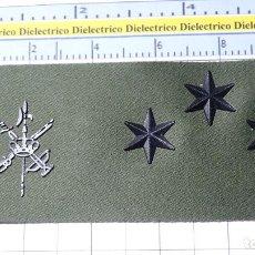Militaria: PARCHE GALLETA EMBLEMA DE PECHO MILITAR LEGIONARIO. LEGIÓN ESPAÑOLA. CAPITÁN. Lote 252947425