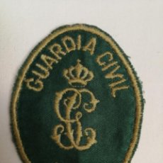 Militaria: PARCHE GUARDIA CIVIL LUGO. Lote 253239375