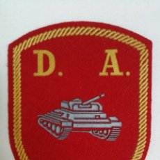 Militaria: PARCHE DIVISION ACORAZADA. Lote 253278070