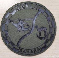 Militaria: PARCHE BRAZO FAMET UHEL II REDONDO VERDE FAENA. Lote 254555060