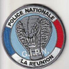 Militaria: POLICIA - POLICE / PARCHE - ÈCUSSON - PATCH. Lote 255437785
