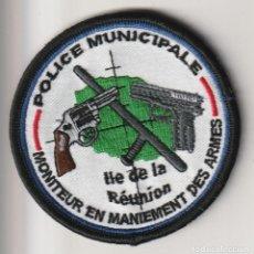 Militaria: POLICIA - POLICE / PARCHE - ÈCUSSON - PATCH. Lote 255437965