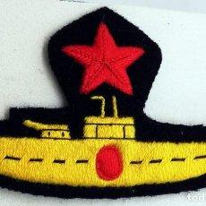 Militaria: DISTINTIVO SUBMARINOS GUERRA CIVIL. OFICIAL SOVIÉTICO SIN MANDO.. Lote 255464520
