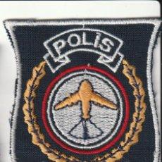 Militaria: POLICIA - POLICE / PARCHE - ÈCUSSON - PATCH. Lote 255616265