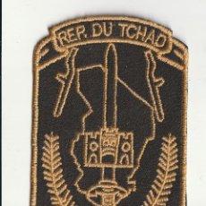 Militaria: POLICIA - POLICE / PARCHE - ÈCUSSON - PATCH. Lote 257379170