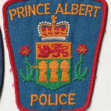 Militaria: CANADA - POLICIA - POLICE / PARCHE - ÈCUSSON - PATCH. Lote 257379655