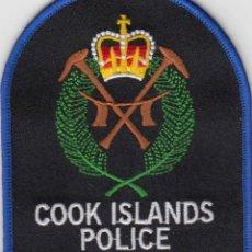 Militaria: POLICIA - POLICE / PARCHE - ÈCUSSON - PATCH. Lote 257379790