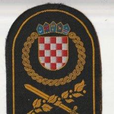 Militaria: POLICIA - POLICE / PARCHE - ÈCUSSON - PATCH. Lote 257379860