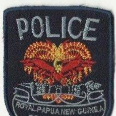 Militaria: POLICIA - POLICE / PARCHE - ÈCUSSON - PATCH. Lote 257380095