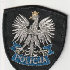 Militaria: POLICIA - POLICE / PARCHE - ÈCUSSON - PATCH. Lote 257380135