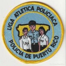 Militaria: POLICIA - POLICE / PARCHE - ÈCUSSON - PATCH. Lote 257380170