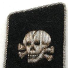 Militaria: ALEMANIA. PARCHES DE LA TOTENKOPF (SS) 1939). Lote 257555980