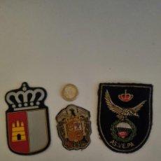 Militaria: PARCHES VARIOS EN TELA. Lote 257910375