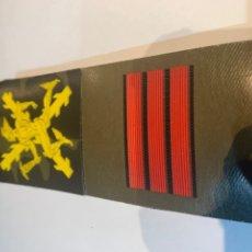 Militaria: GALLETA DE CABO BRIGADA TRANSMISIONES (BRITRANS). Lote 260744525