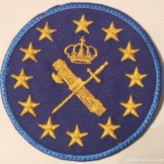 Militaria: PARCHE EMBLEMA DE BRAZO BORDADO A COLOR DE EUFOR GUARDIA CIVIL. Lote 261265755