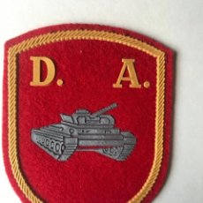 Militaria: ESCUDO DE BRAZO, D A. Lote 261715090