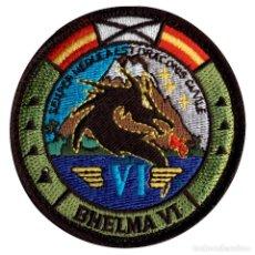 Militaria: PARCHE BHELMA VI - FAMET (VELCRO). Lote 262964525