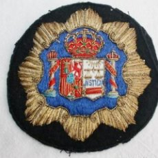Militaria: PARCHE ANTIGUO DE JUEZ. Lote 266890634