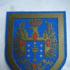 Militaria: MILITAR ESCUDO DE BRAZO COMPAÑÍA GALICIA PARCHE DEL EJÉRCITO MIDE 8 X 7 CM. CORREO CERTIFICADO 5,5€. Lote 268074319