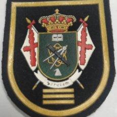 Militaria: PARCHE EMBLEMA DE BRAZO A COLOR DEL INSTITUTO POLITÉCNICO DEL EJÉRCITO TERCER AÑO 9,2×7,8 CMS. Lote 269100708