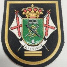 Militaria: PARCHE EMBLEMA DE BRAZO A COLOR DEL INSTITUTO POLITÉCNICO DEL EJÉRCITO SEGUNDO AÑO 7,8×6,7 CMS. Lote 269101988
