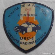 Militaria: PARCHE,DISTINTIVO POLICIA DE LA PROVINCIA DE CORDOBA,COMANDO RADIOELECTRICO. Lote 269149048