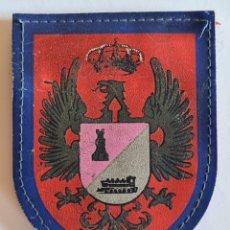 Militaria: PARCHE MILITAR REGIMIENTO DE MOVILIZACIONES Y PRÁCTICAS DE FERROCARRILES - EJÉRCITO ESPAÑOL. Lote 269398633