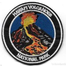 Militaria: PARCHE USA PARQUE NACIONAL DE HAWAII VOLCANES. Lote 269702743